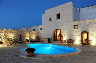 MASSERIA FOR RENT PUGLIA