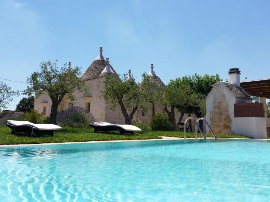Luxury Trulli with Pool for Sale in Puglia