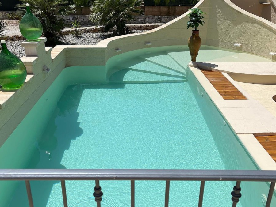 villas for rent with swimming-pool Apulia